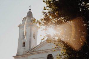 El Bautismo de Beni en Nuestra Señora del Pilar, Recoleta